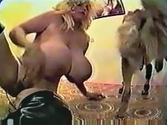 Dog woman sex video